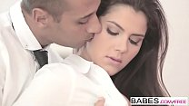 Babes - Office Obsession - Valentina Nappi and Tony Brooklyn - Caught in the Rain preview image
