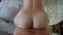 The big ass well bounced Nini Divine gets fucked doggy style! صورة