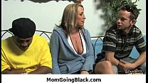 Mature lady loves big black cock to pleasure her pussy - Interracial Porn 21