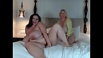 two bbw Maria Moore & Samantha 38g