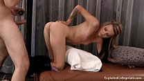 15566 Assfucked, Facialed College Girl preview