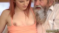 Angry step daddy Unexpected experience with an older gentleman