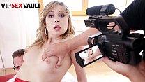 VIP SEX VAULT - #Mia Cruise - Big Cock Treatment On Casting Set For A Hot Russian Teen