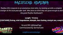 [GRAVITY FALLS] Pacifica's Admirer | Erotic Aud