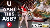 BANGBROS - PAWG Mandy Muse Twerks Her Thicc Ass And Rides A Big Black Cock