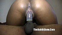 phatt ass juicy thick red carmel cakes pussy too tight banged by BBC