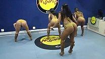 Tigresas do Funk - Rádio Mania - RJ (Bundalelê)-FLUVORE video