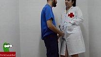 a young nurse sucks the hospital´s handyman dick and recorded it.RAF070缩略图