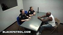 BLACK PATROL - MILF Cops Take Down Illegal Prostitution Ring thumbnail