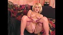 Milf masturbates in nylons tumblr xxx video