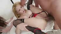 Carmella bing anal gape