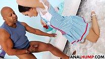 Gabriella Paltrova gets anal by Shane Diesel