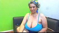Dirty callused feet on webcam - from Bulgaria
