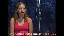 Cute Girl Fingers Her Ass - Download mp4 XXX porn videos