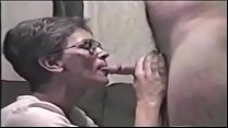 Obedient Jeanne - Sucking her Husbands Cock - 9Club.Top