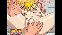 Naruto and Sakura having sex best hentai ever