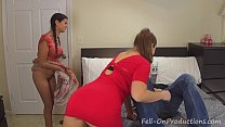 Madisin Lee in Mom and Stepdaughter Decorate Mo... Thumbnail
