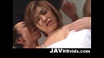 Ai Aito Gets Her Pussy Pounded By Two Dicks