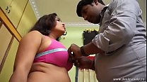 desimasala.co - Big Boob Aunty Seduced By Tailor (hot groping and boob grab)