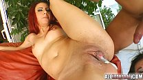 All Internal Three company's coming's in her pussy with 3 loads
