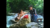 Guy Fucks a Cute Teenager By the River preview image