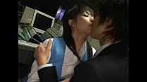 Asian Office Lady In Uniform Sex At Office