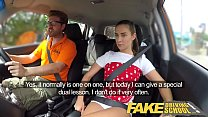 Fake Driving School Horny learners dirty secret...