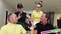 Niki Snow And Zoey Monroe in The Sugar Daddy Swap 1 pornhub video