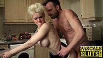 Intense sub babe Mila Milan craves for hardcore anal sex