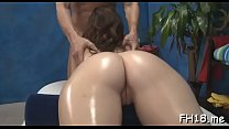 Cheerful chick Izzi Ryder gets licked and teased