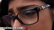 MIA KHALIFA - Big Tits Arab Pornstar Cheats On BF with Two Black Studs thumbnail