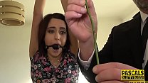 Teen Sub Untied For Rough Fuck From Pascal