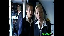 Russian Stewardess Free Party Porn Video