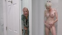 MILF Katie Monroe Catches Big Dick Neighbor Spying On Her