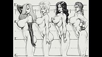 Big tits busty celebs hardcore fucking in huge boobs rough fuck sex