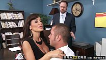 Brazzers - Mommy Got Boobs - (Lisa Ann, Danny Mountain) - Settling Out of Cunt thumbnail