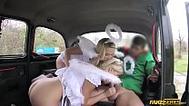 sexy ladies fucked hardcore in a cab Preview