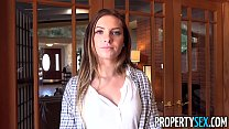 PropertySex - Hot teen with no credit approved to rent house preview image