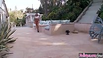 TwistysHard - (August Ames) starring at Slip N Slide preview image