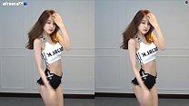 公众号【91公社】韩国主播BJ서아 BJ徐雅黑色超短裤诱惑热舞缩略图