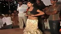 New Village public dance in south india