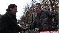 Ravaged Amsterdam prostitute spoils customer Vorschaubild