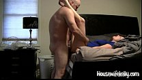 Horny wife gets pounded with passion صورة