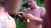 Squirt Das Meninas No Guarujá