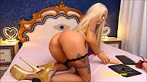 Hot and sexy blonde in high heels gets wild's Thumb