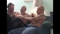 Amateur Mmf Bisex Threesome - Blond Bbw