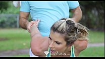 PureMature - Gorgeous athletic Cory Chase is fucked after her workout