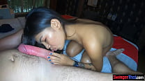 Asian Amateur Teen GF Loves Sex With Her 2 Week