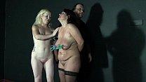 Two amateur slavegirls pain and tears in extreme bdsm صورة