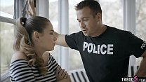 Corrupt cop takes advantage of brothers young f...